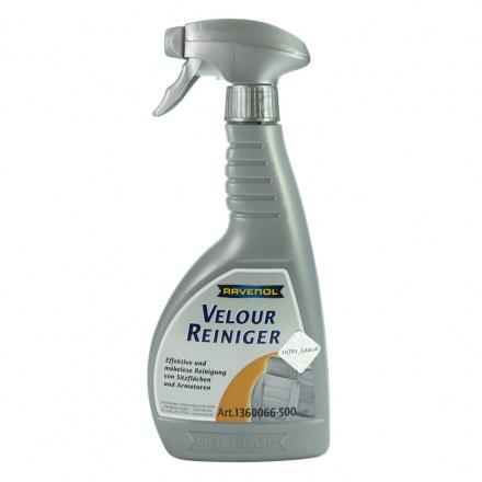 Spray curatare interior RAVENOL 1360066 Velour-Reiniger 0.5L
