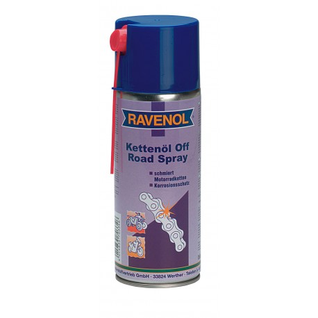 Spray curatare lant RAVENOL 1360303 Kettenoel Off Road 0.4ML
