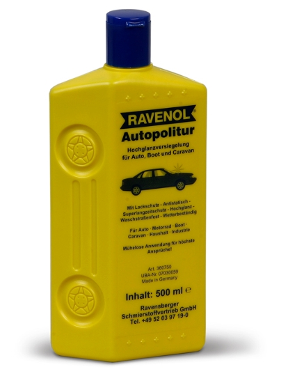 Pasta polish masini RAVENOL 1360750 0.5L