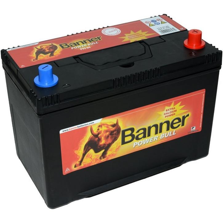 Baterie auto BANNER P95 04 POWER BULL 12V 95AH, 740A