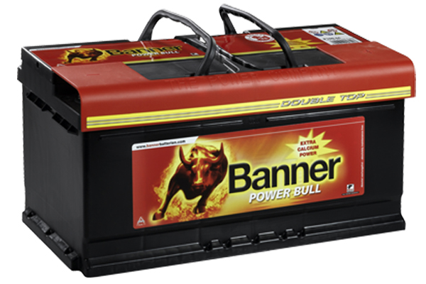 Baterie auto BANNER P95 33 POWER BULL 12V 95AH, 780A