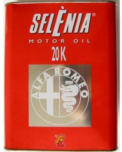ULEI MOTOR SELENIA 20K ALFA ROMEO 10W40 2L