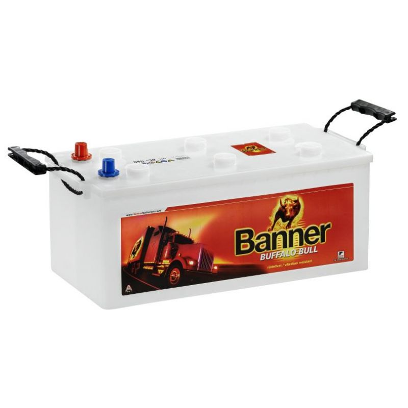Baterie auto BANNER 600 26 BUFFALO BULL 12V 100AH, 600A