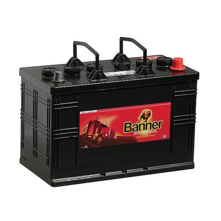 Baterie aut625 13o BANNER 610 11 BUFFALO BULL 12V 110AH, 720A