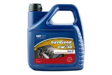 ULEI MOTOR VAT SYNGOLD LONGLIFE 0W30 4L