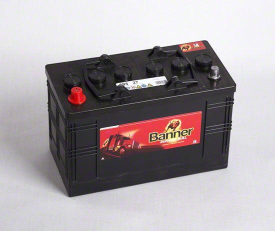 Baterie auto BANNER610 48 BUFFALO BULL 12V 110AH, 720A