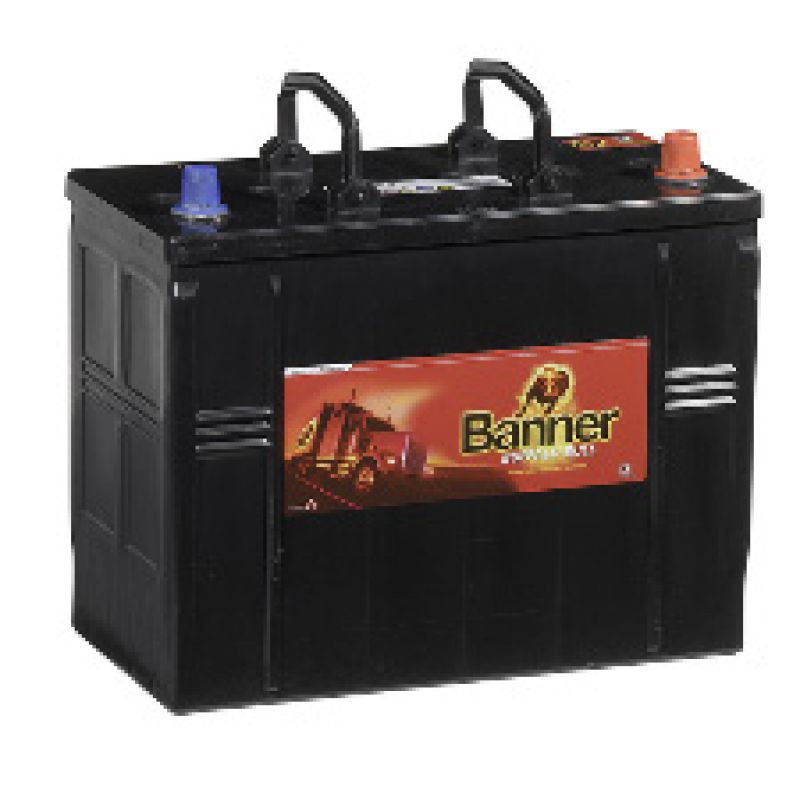 Baterie auto BANNER 625 11 BUFFALO BULL 12V 125AH, 720A