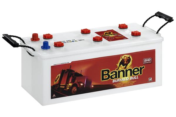 Baterie auto BANNER 725 11SHD BUFFALO BULL 12V 225AH, 1150A