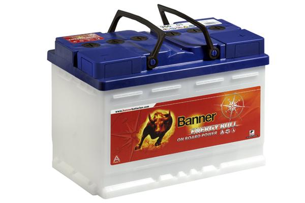 Baterie auto BANNER 957 51 ENERGY BULL 12V 100AH,