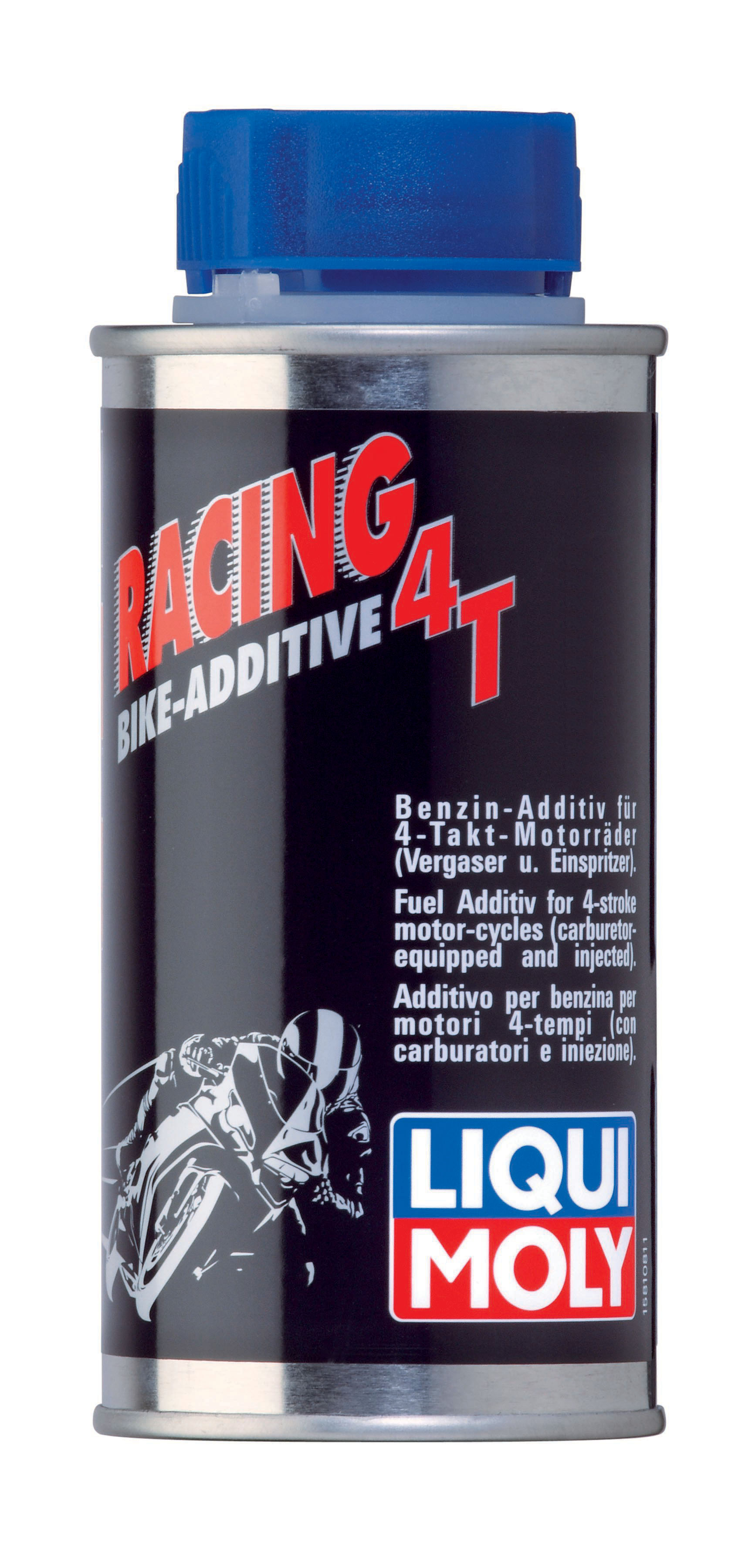 ADITIV CARBURANT BENZINA RACING 4T LIQUI MOLY 1581 125ML