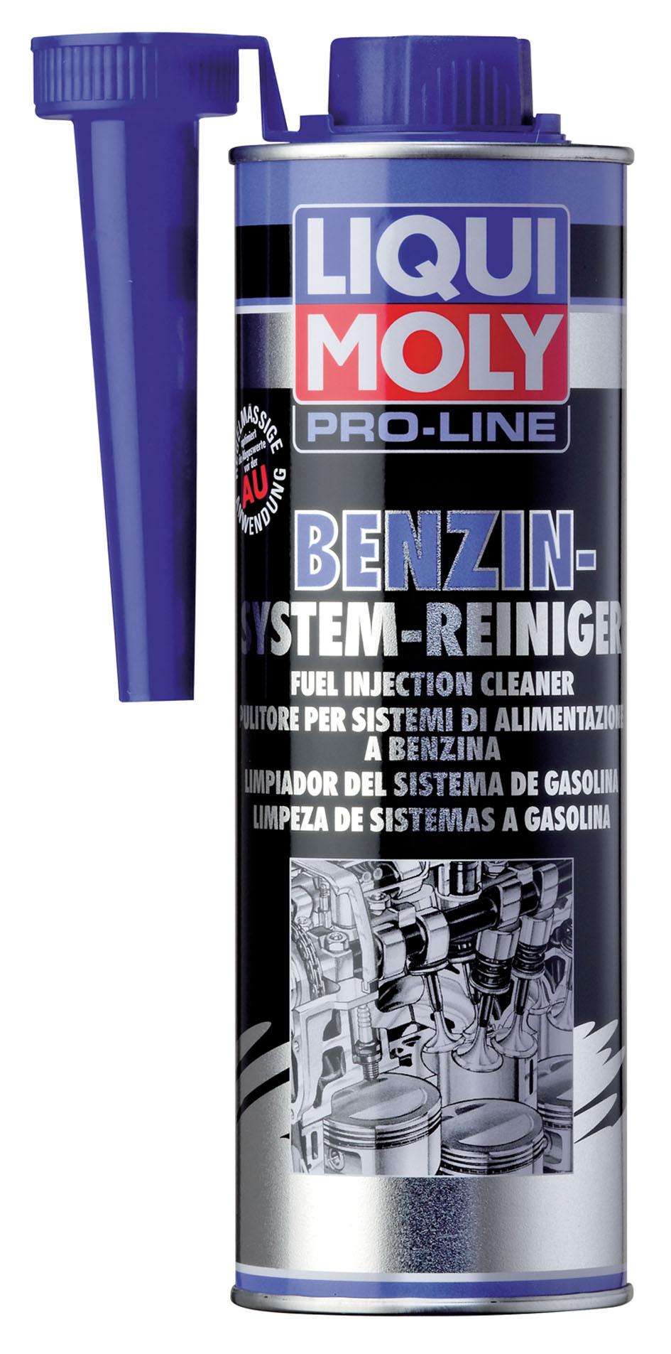 Aditiv carburant BENZINA LIQUI MOLY 5153 BENZIN SYSTEM REINIGER 500ML