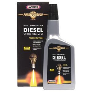 Aditiv carburant MOTORINA WYNNS SYSTEM TREATMENT 500ML