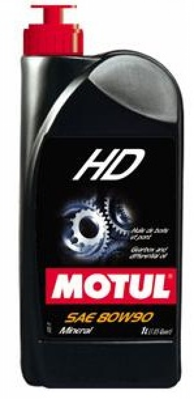 Ulei pentru cutie viteze MOTUL HD 80W90 1L