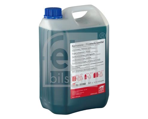 Antigel concentrat FEBI 22268 G11 ALBASTRU 5L