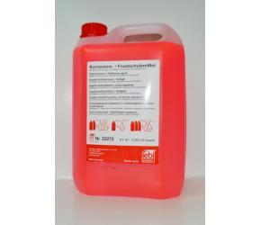 Antigel concentrat FEBI 22272 G12 ROSU 5L