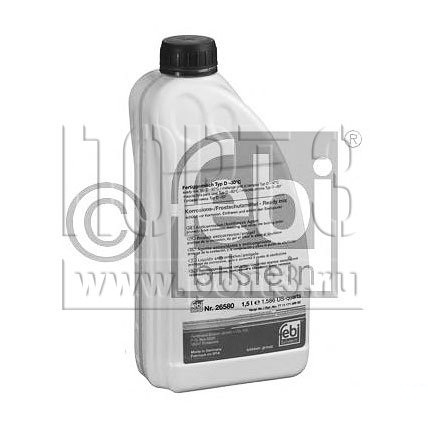 Antigel concentrat FEBI PORTOCALIU 1.5L