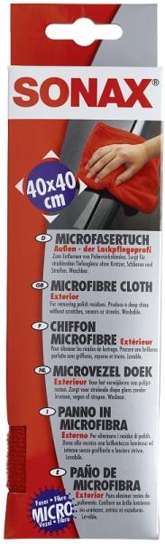Lavete microfibre de curatare exterior SONAX SO416200 1 BUC