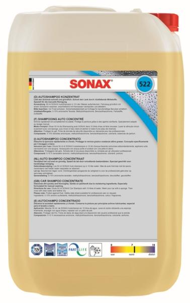 Sampon auto concentrat spalare manuala SONAX SO522705 25L