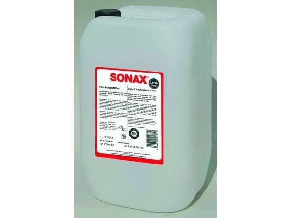 Solutie pentru curatarea apei SONAX SO551700 25L