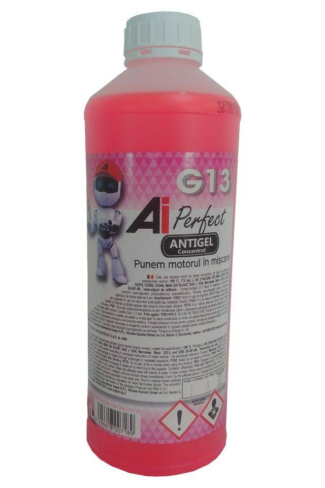 Antigel concentrat AI PERFECT G13 1L