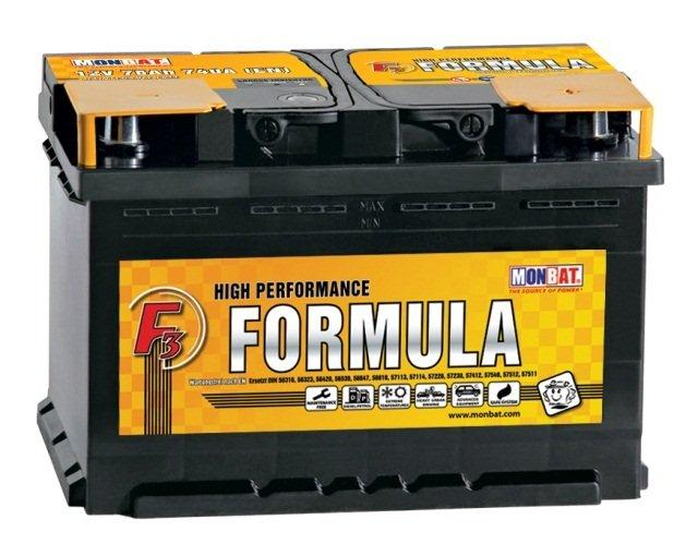Baterie auto MONBAT Formula G78C9U 12V 110AH 710A