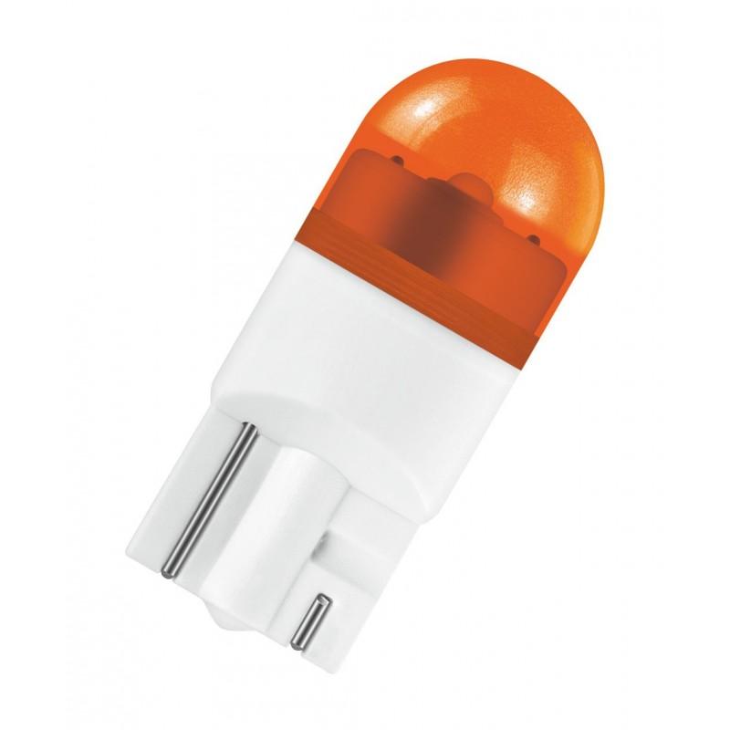 Lampa auto OSRAM 2855YE-02B LED DRIVE WY5W 12V 1W