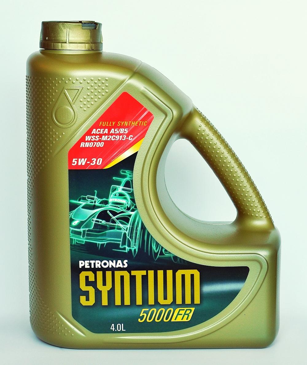 ULEI MOTOR PETRONAS SYNTIUM 5000 FR 5W30 4L