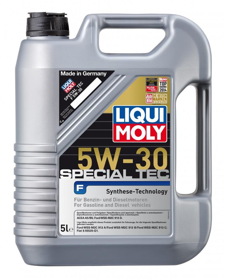 ULEI MOTOR LIQUI MOLY 2326 LEICHTLAUF SPECIAL F 5W30 5l