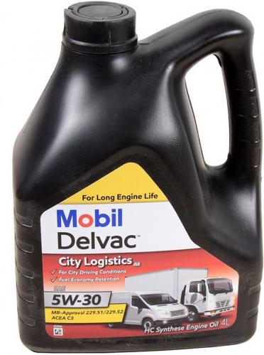 ULEI MOTOR MOBIL Delvac City Logistics M 5W30 4L