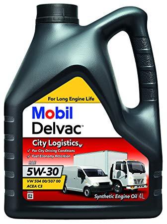 ULEI MOTOR MOBIL Delvac City Logistics V 5W30 4L