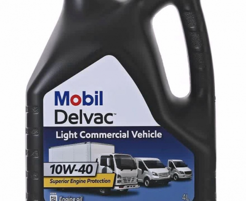 ULEI MOTOR MOBIL 153891 Delvac Light Commercial Vehicle E 10W40 4L