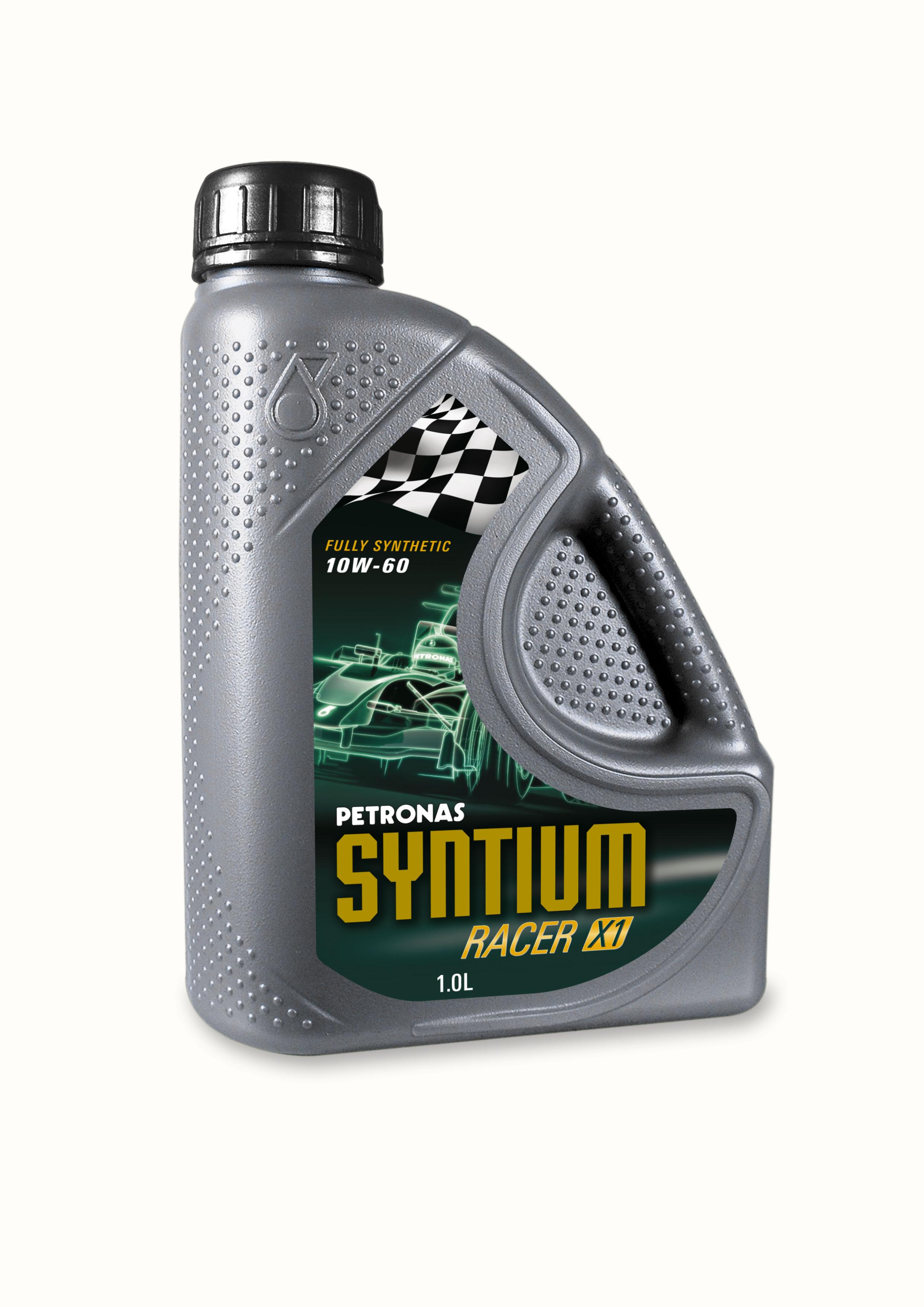 ULEI MOTOR PETRONAS SYNTIUM RACER X1 10W60 1L