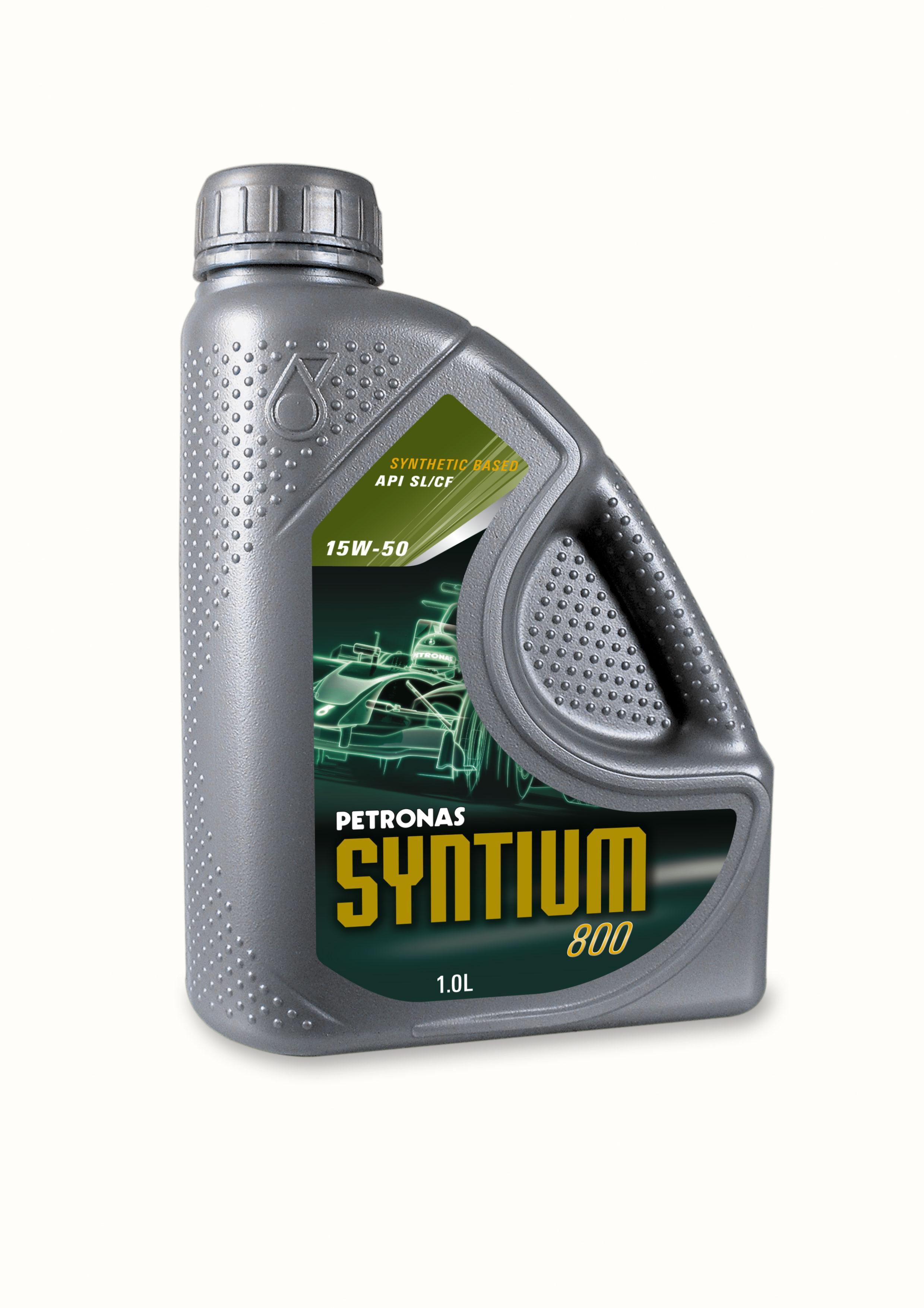 ULEI MOTOR PETRONAS SYNTIUM 800 15W50 1L