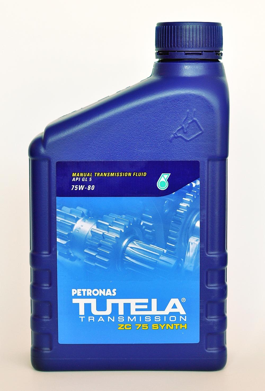 Ulei pentru cutie viteze manuala PETRONAS TUTELA ZC75 SYNTH 75W80 1L
