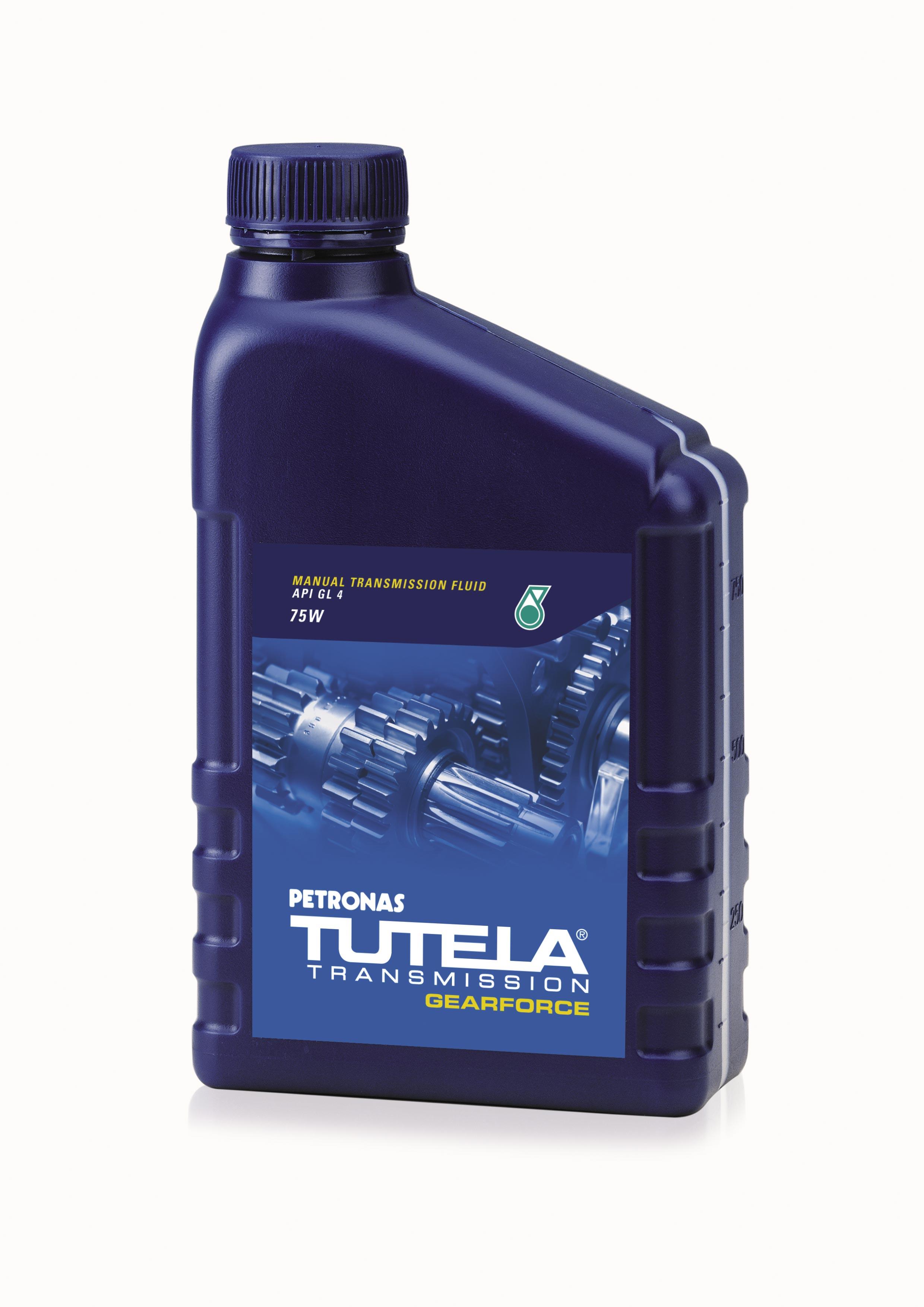 Ulei pentru cutie viteze manuala PETRONAS TUTELA GEARFORCE 75W 1L