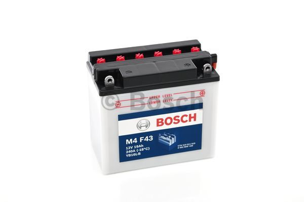 Baterie moto BOSCH 0092M4F430 M4 Fresh Pack