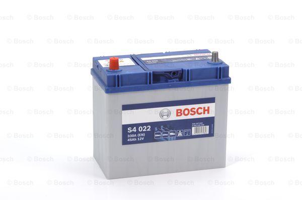 Baterie auto BOSCH 0092S40220 S4 12V 45AH 330A