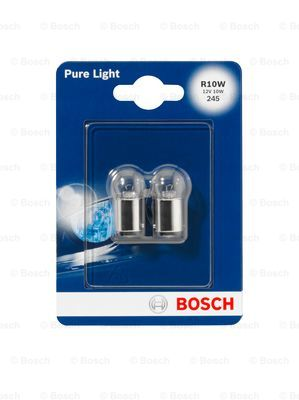 BEC AUTO BOSCH 1987301019 PURE LIGHT R10W 12V 10W