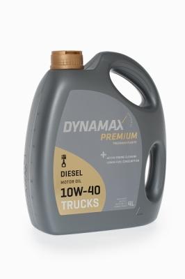 ULEI MOTOR DYNAMAX P T-TRUCKMAN PLUS 10W40 4L