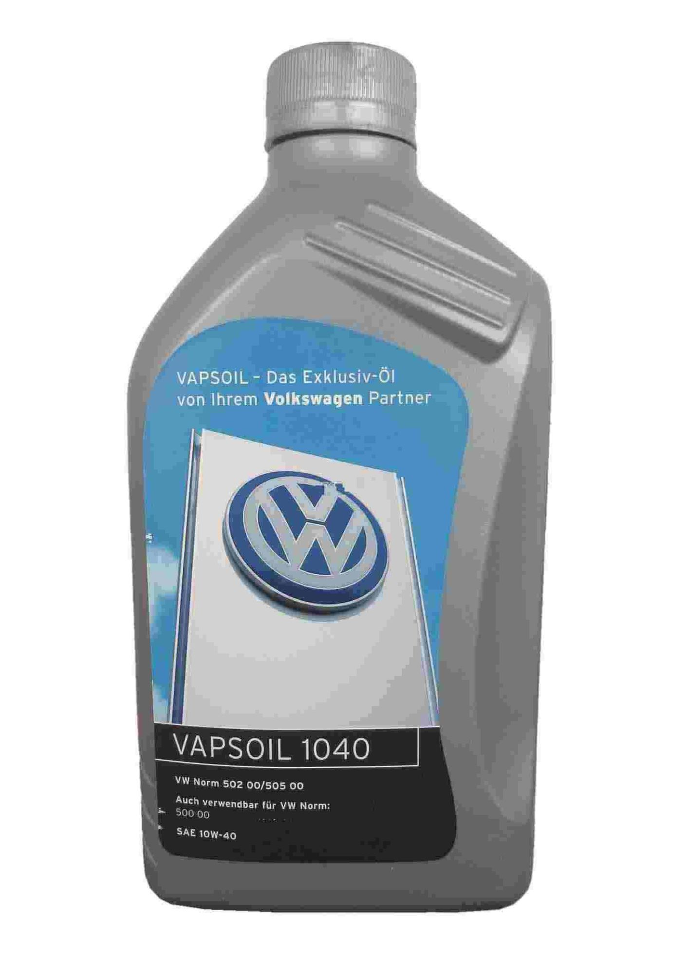 ULEI MOTOR ORIGINAL VW GROUP VAPSOIL 10W40 1L