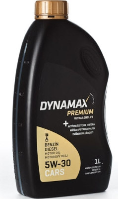 ULEI MOTOR DYNAMAX DMAX ULTRA LONGLIFE 5W30  1L