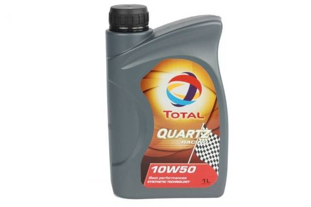 ULEI MOTOR TOTAL QUARTZ Racing 10W50 1L