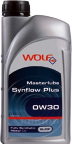 ULEI MOTOR WOLF MASTERLUBE SYNFLOW PLUS 0W30 1L