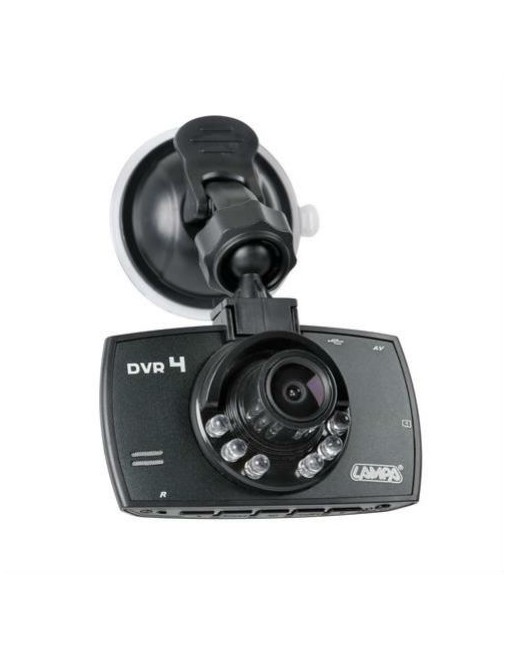 Camera DVR LAMPA LAM38863 1080p cu functie asistare parcare 12/24V
