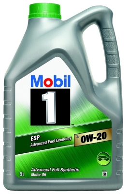 Ulei motor MOBIL ADVANCED FUEL ECONOMY 0W20 5L