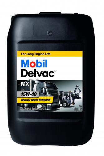 ULEI MOTOR MOBIL DELVAC MX ESP 15W40 20L