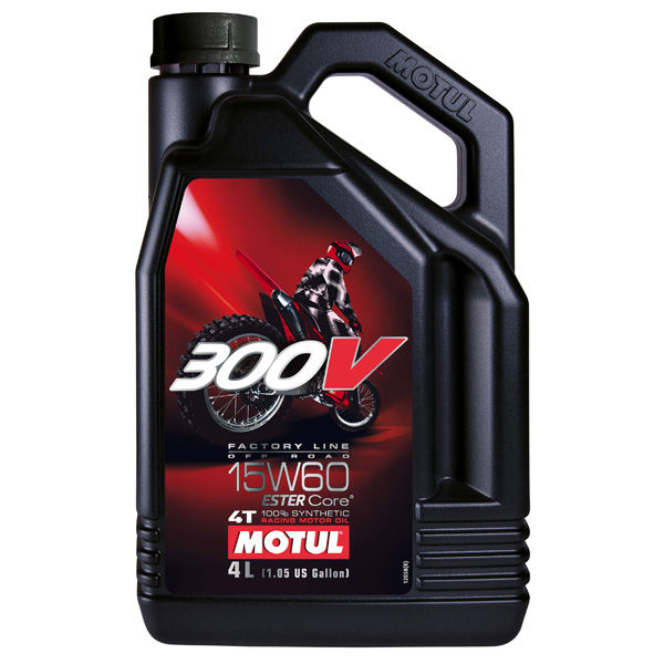 ULEI MOTOR MOTUL OFF ROAD 300V 15W60 4L
