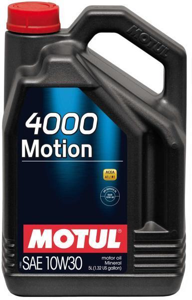 ULEI MOTOR 4000 MOTION 10W30 5L
