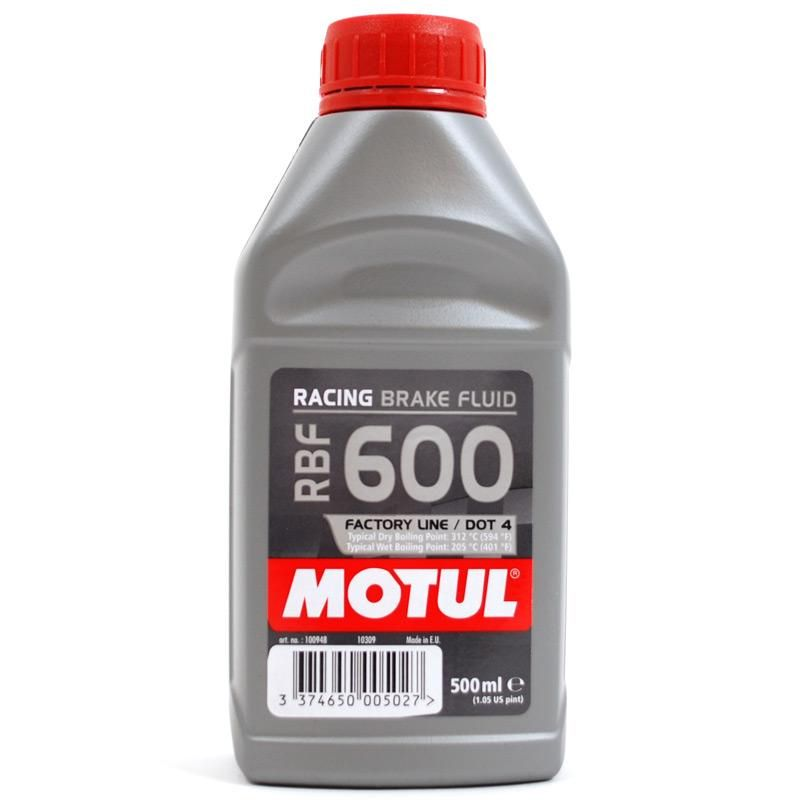 Lichid de frana MOTUL DOT4 RBF 600 FACTORY LINE 0.5L