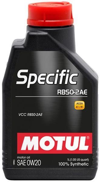 ULEI MOTOR MOTUL SPECIFIC RBS0-2AE 0W20 1L